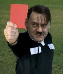 Hitler the Referee!