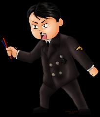 Der Ranting Führer Dolfy
