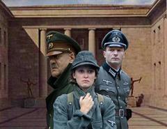 Fegelein, Traudl, and s**tler