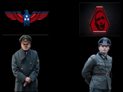 Hitler vs. Fegelein Background